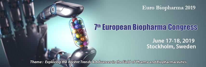 - Euro Biopharma 2019