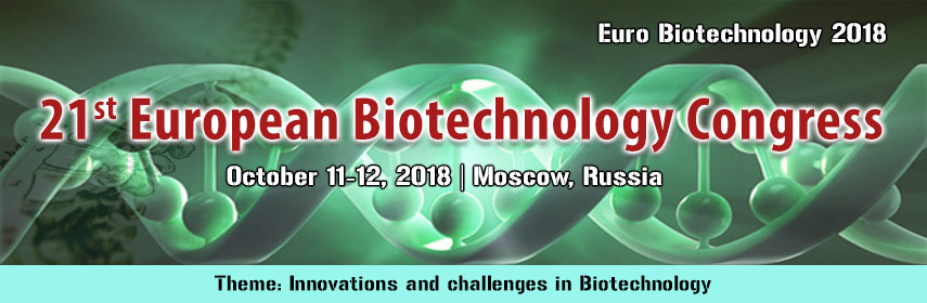 - Euro Biotechnology 2018