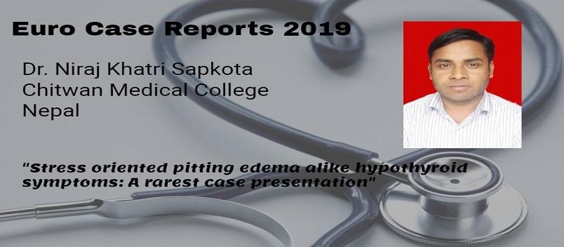 - Euro Case Reports 2019