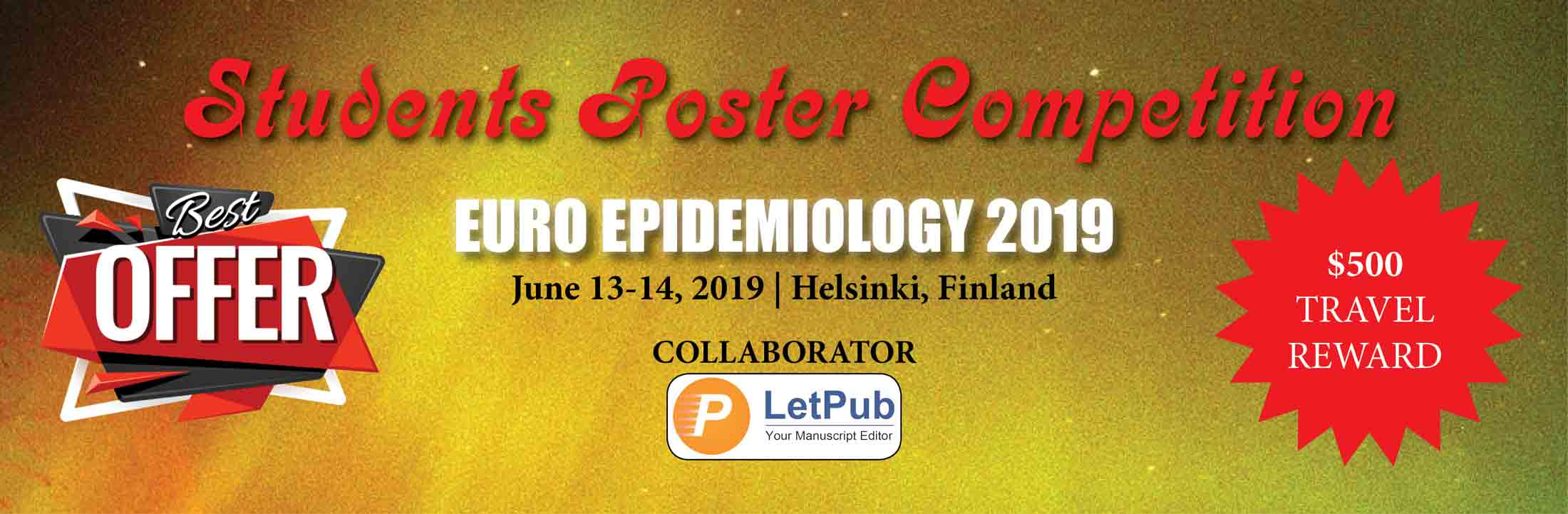 Epidemiology Events 2019 | Public Health Conferences