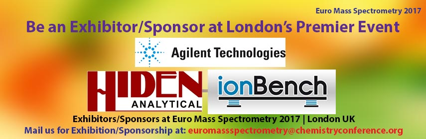 - Euro Mass Spectrometry 2017