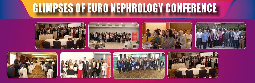 - Euro Nephrology 2019