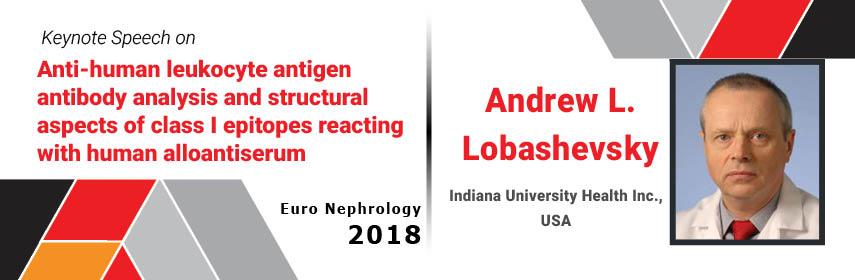 - Euro Nephrology 2018