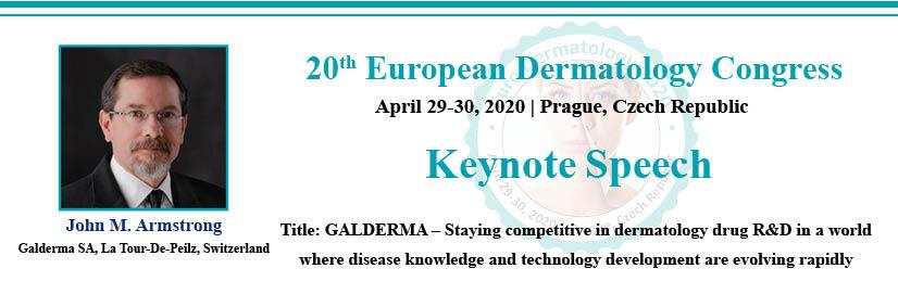 - Euro Dermatology 2020