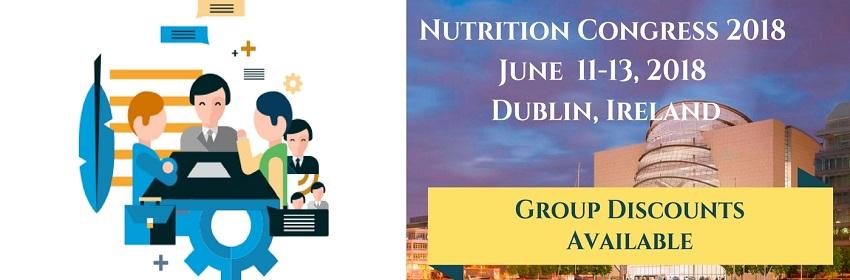 - Nutrition Congress 2018