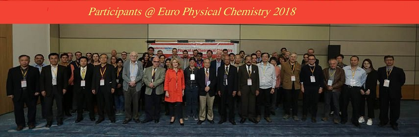 - Euro Physical Chemistry 2019