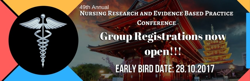 - Global Nursing Practice 2018
