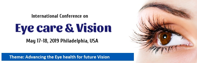 Ophthalmology Conference 2019 - Eye Ophthalmology 2019