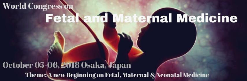 - Fetal and Maternal Medicine 2018