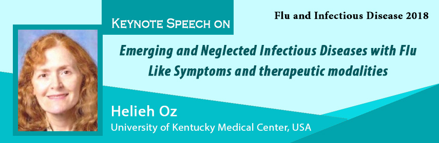 - Flu and Infectious Diseases 2018