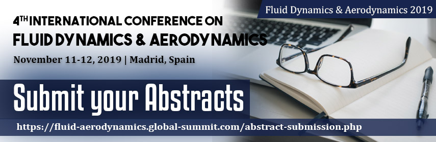 Fluid & Aerodynamics 2019 | Fluid mechanics Conferences 2019