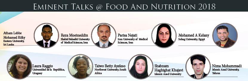 - Food & Nutrition 2018