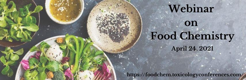 - Food Chemistry 2021
