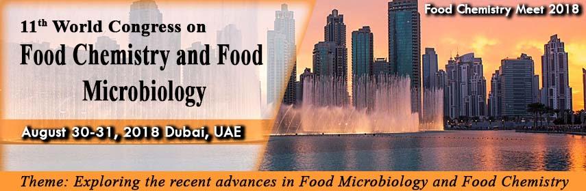 - Food Chemistry Meet 2018