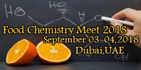 11th World Congress on Food Chemistry & Food Microbiology  , Dubai,UAE