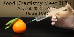 11th World Congress on Food Chemistry & Food Microbiology  , Dubai,UAE