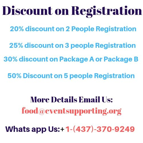 Food Chemistry Conferences| Nutrition Conferences | Food