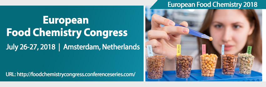 Food Chemistry Conferences 2018|Food Congress 2018 |Netherlands - Food Chemistry Congress 2018