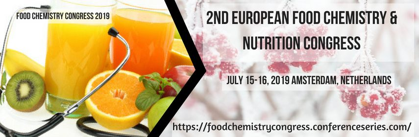 - food chemistry congress 2019