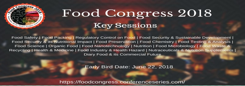 Food Congress Prague Venue | Food Safety Events 2018 | Europe - Food Congress 2018