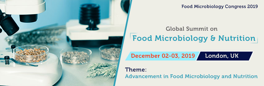 - Food Microbiology Congress 2019