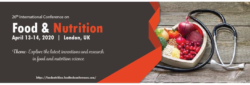 - Food & Nutrition 2020