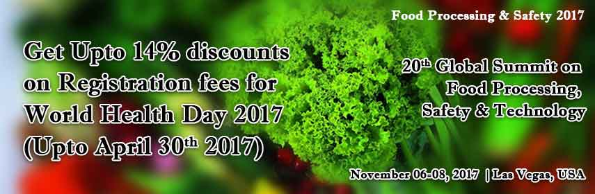 - Food Processing & Safety 2017