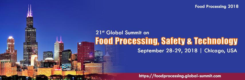 - Food Processing 2018