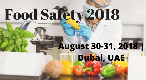 International Conference on Food Safety and Health , Dubai,UAE