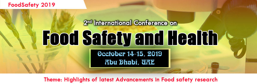 - Food Safety Meet 2019