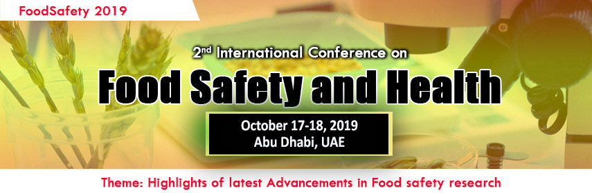 Food Safety Conference 2019 | Food Sceince Conferences | Nutrition