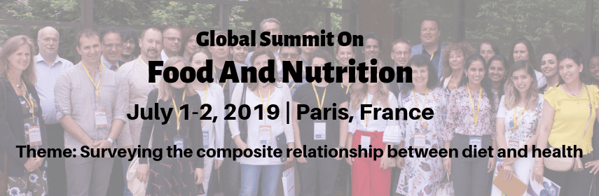 Nutrition Conferences 2019 | Food Conferences Paris