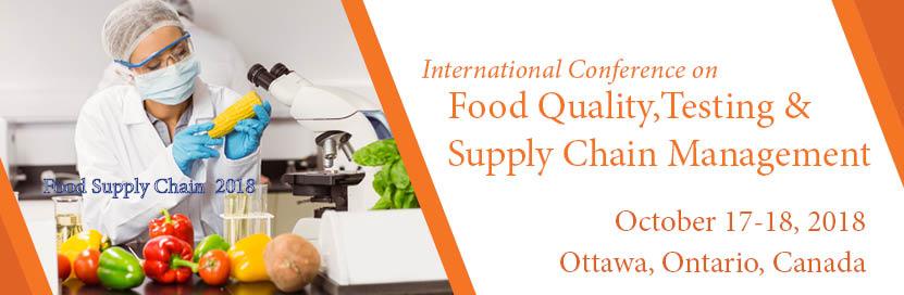 - Food Quality & Testing 2018
