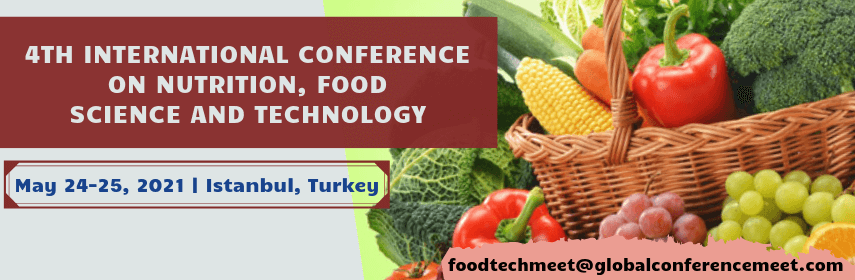 Food Technology Congress 2021 | Istanbul| Turkey