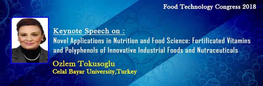 - FoodTechnology Congress 2018