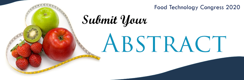 Call For Absrtract | Food Technology Conference