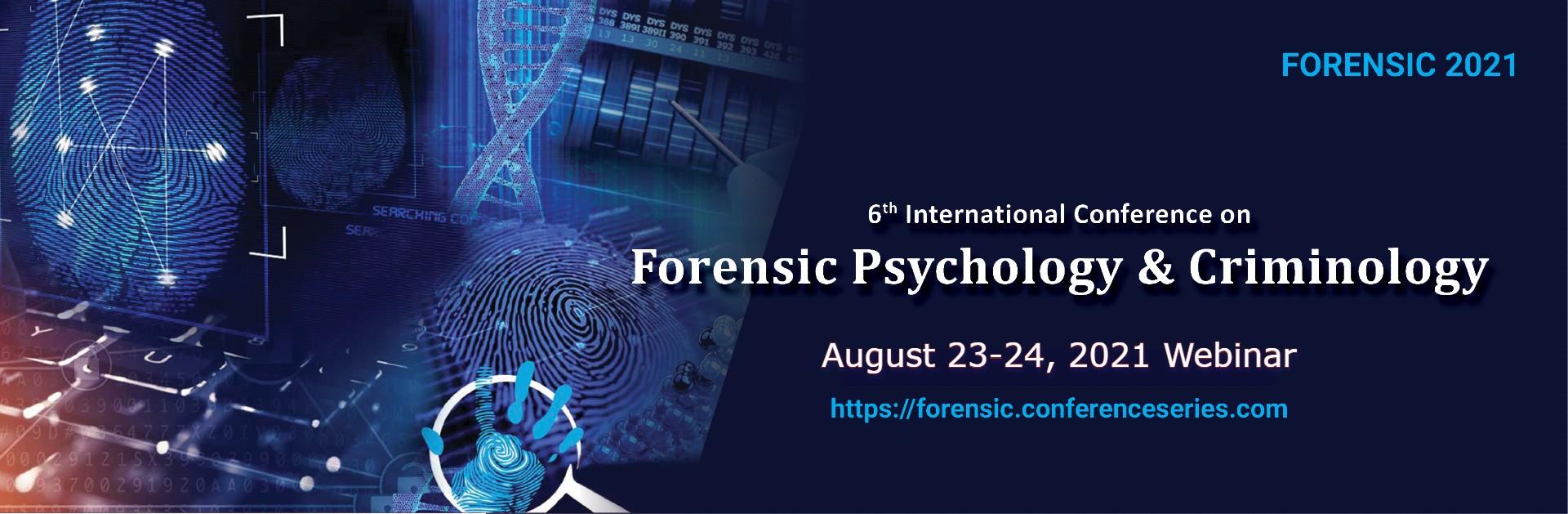 - Forensic 2021