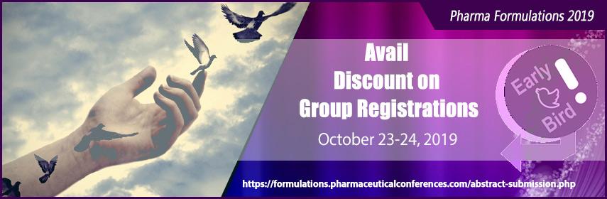 - Pharma Formulations 2019