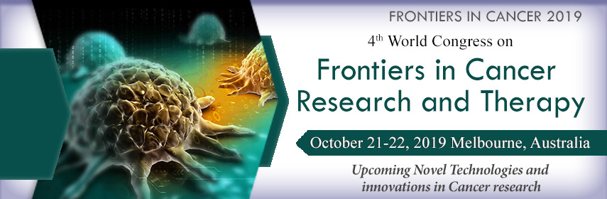 Frontiers in Cancer Research 2019 - Frontiers in Cancer 2019