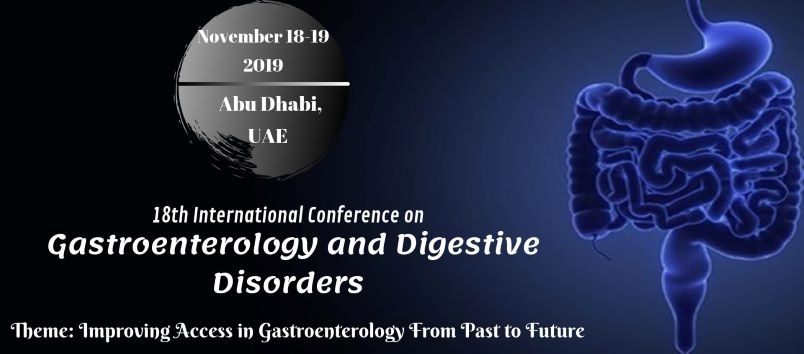Gastroenterology Conferences | Digestive Disorders Events