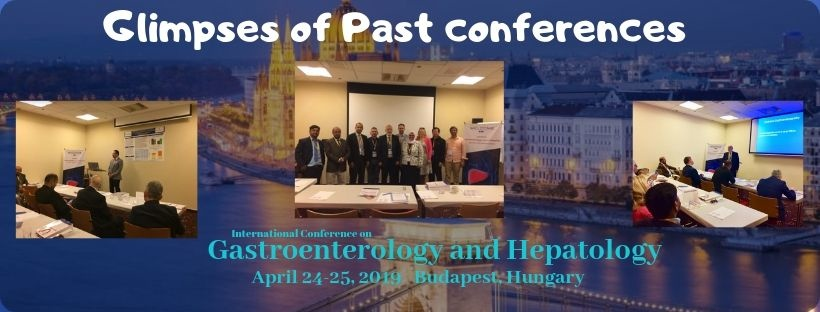 - Gastroenterology Conference 2020