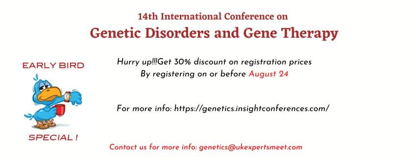 - Genetics 2020