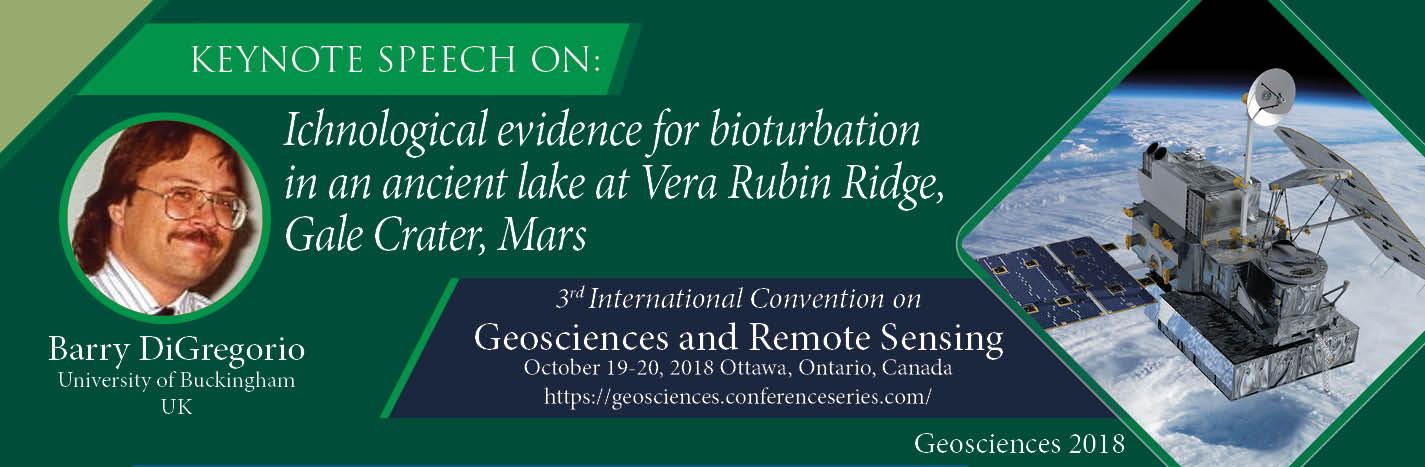 - Geosciences 2018