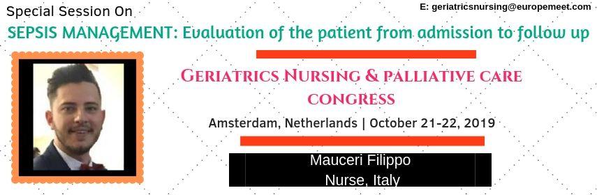 - Geriatrics Nursing-2019