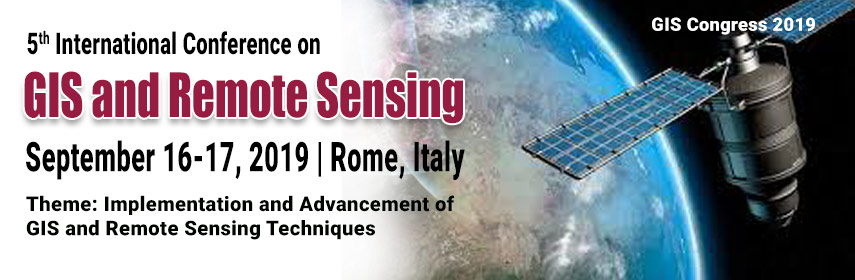 GIS and Remote Sensing Conferences | GIS Congress 2019