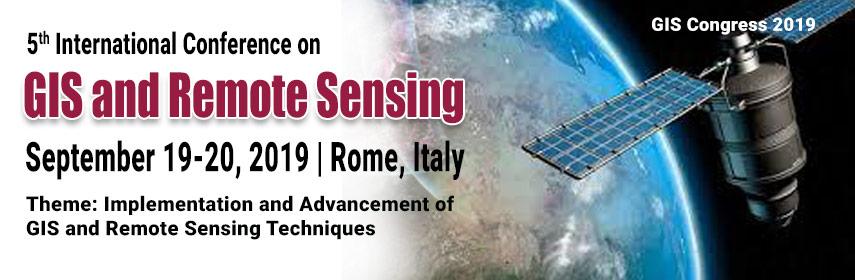 - GIS and RemoteSensing-2019