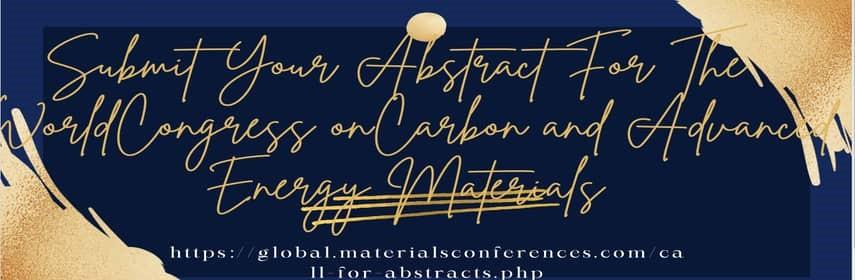- Carbon Materials 2022