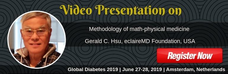 - Global Diabetes 2019