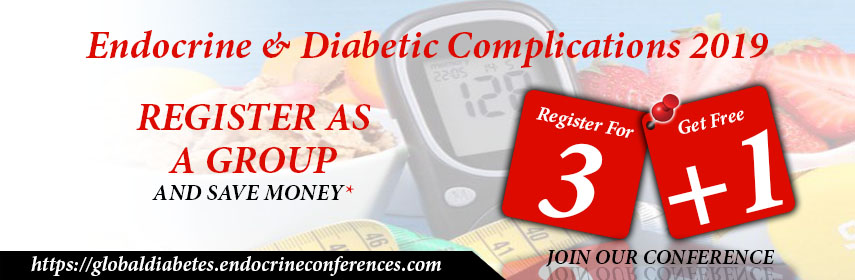 - Endocrine And Diabetic Complications 2019