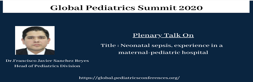 - Global Pediatrics Summit 2020